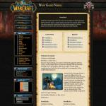 A world of warcraft questhelper addon for 1121 (classic), quest informations are based on the latest mangos zero
