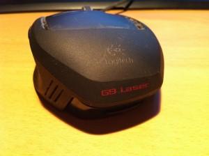 Logitech G9 Laser Mouse